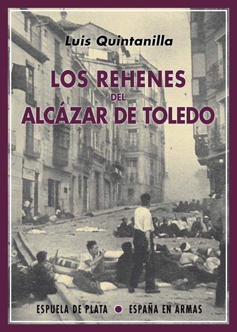 Los rehenes del Alcázar de Toledo: portada