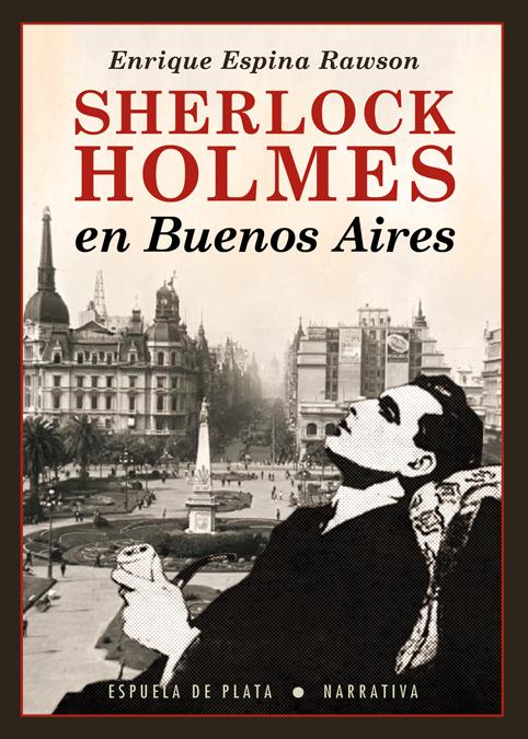 Sherlock Holmes en Buenos Aires: portada