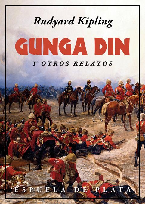 Gunga Din y otros relatos: portada