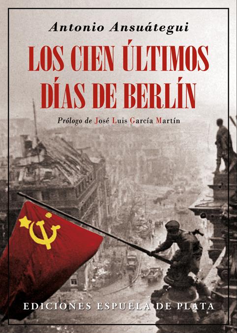 Los cien últimos días de Berlín: portada