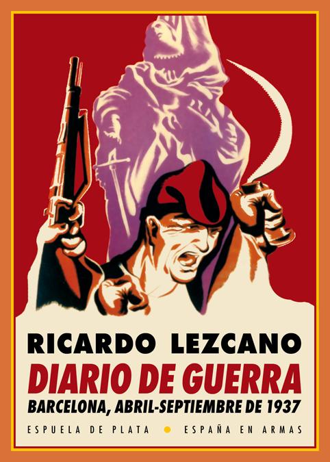Diario de guerra: portada