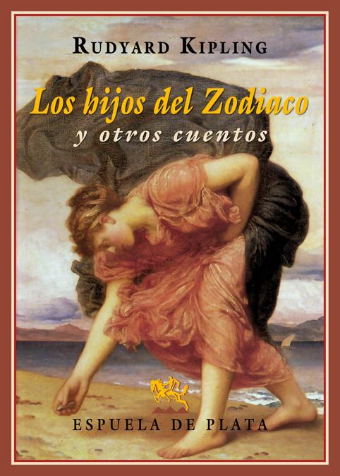 Los hijos del Zodiaco y otros cuentos: portada