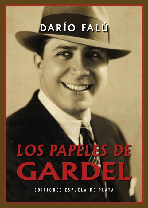 Los papeles de Gardel: portada