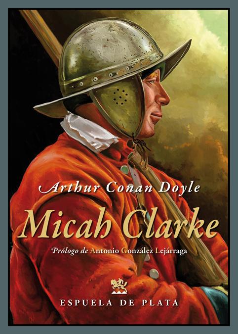 Micah Clarke: portada