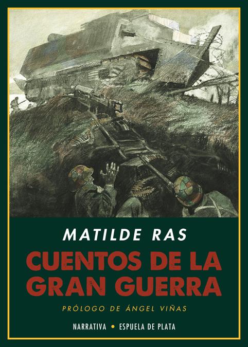 Cuentos de la Gran Guerra: portada