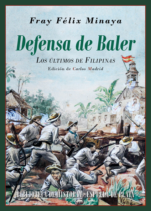 Defensa de Baler: portada
