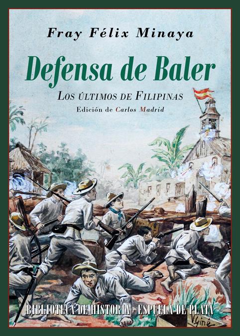Defensa de Baler: portada