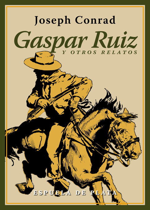 Gaspar Ruiz y otros relatos: portada