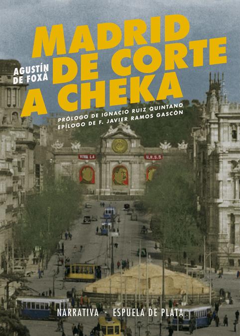 Madrid de Corte a Cheka: portada