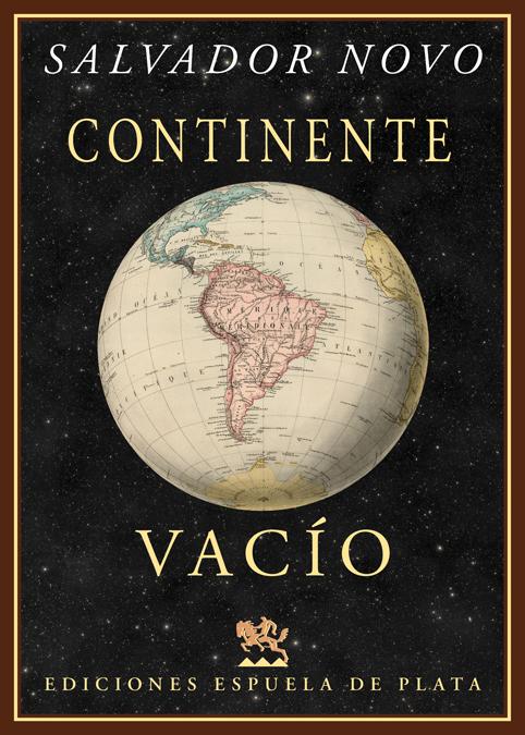 Continente vacío: portada