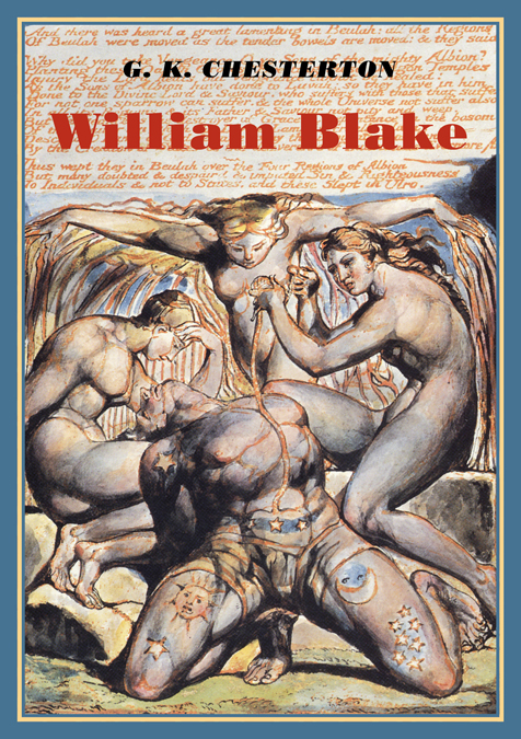 William Blake (NE): portada