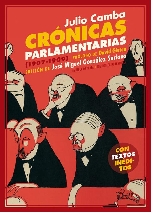Crónicas parlamentarias: portada