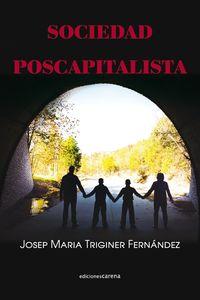 Sociedad poscapitalista: portada