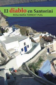 El diablo en Santorini: portada