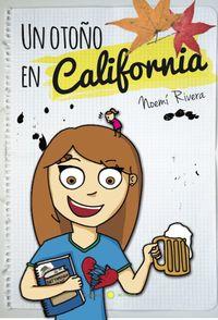 Un otoño en California: portada
