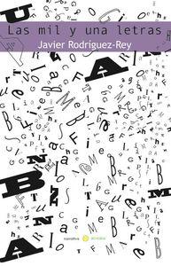 Las mil y una letras: portada