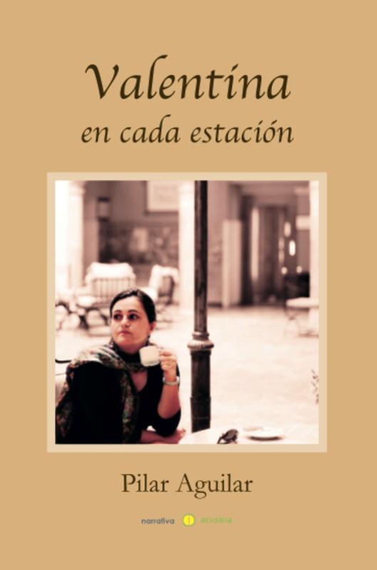 Valentina en cada estación: portada