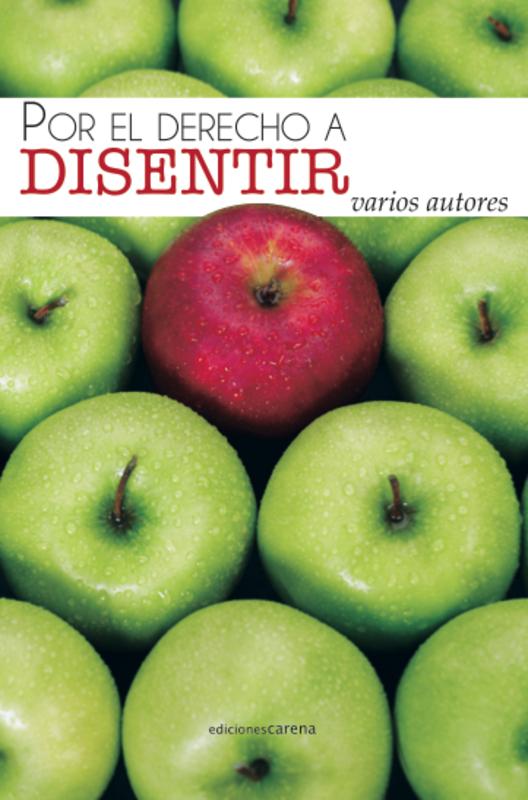 El derecho a disentir: portada