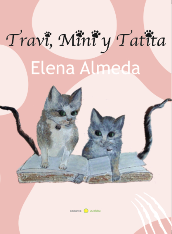 Travi, Mini y Tatita: portada