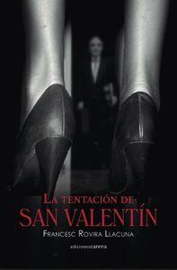 La tentación de san Valentín: portada