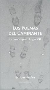 Los poemas del caminante: portada