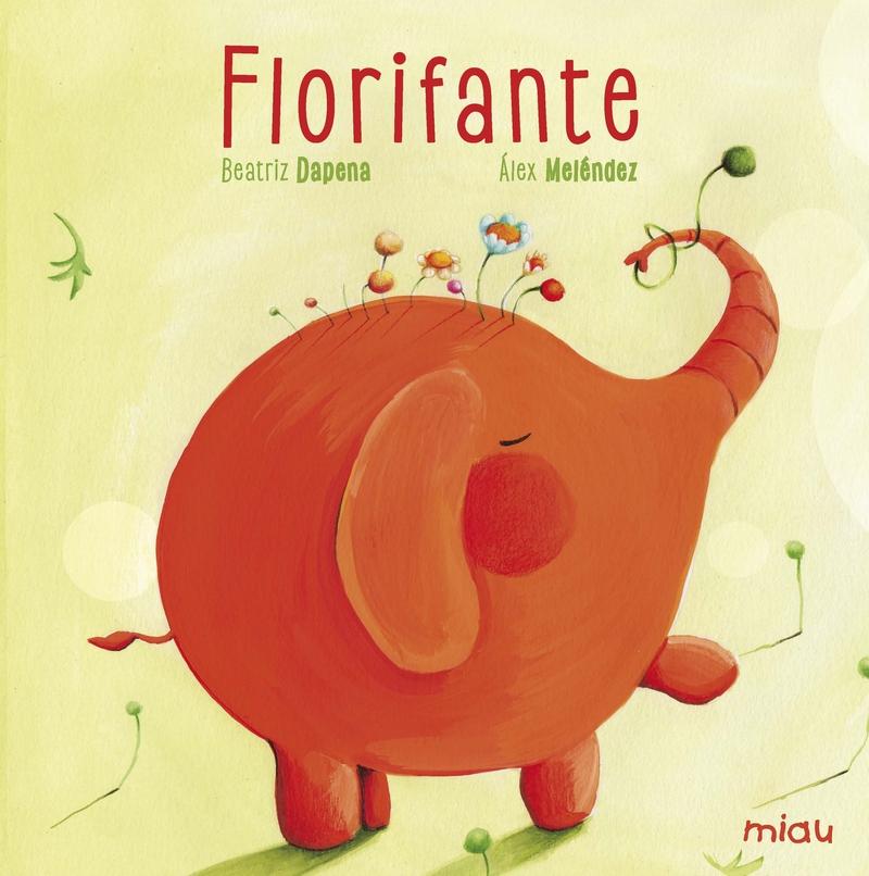 Florifante: portada