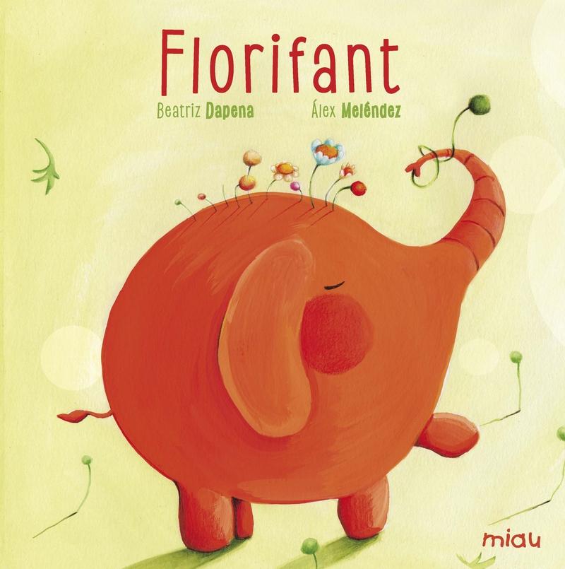 FLORIFANT (CATALÁN): portada