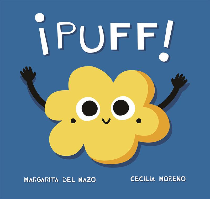 Puff! (Gallego): portada