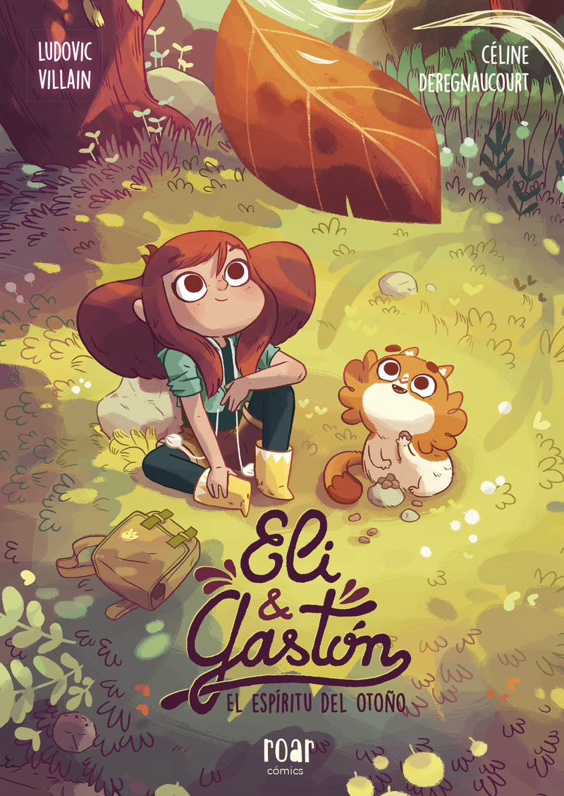 Eli & Gastón: portada