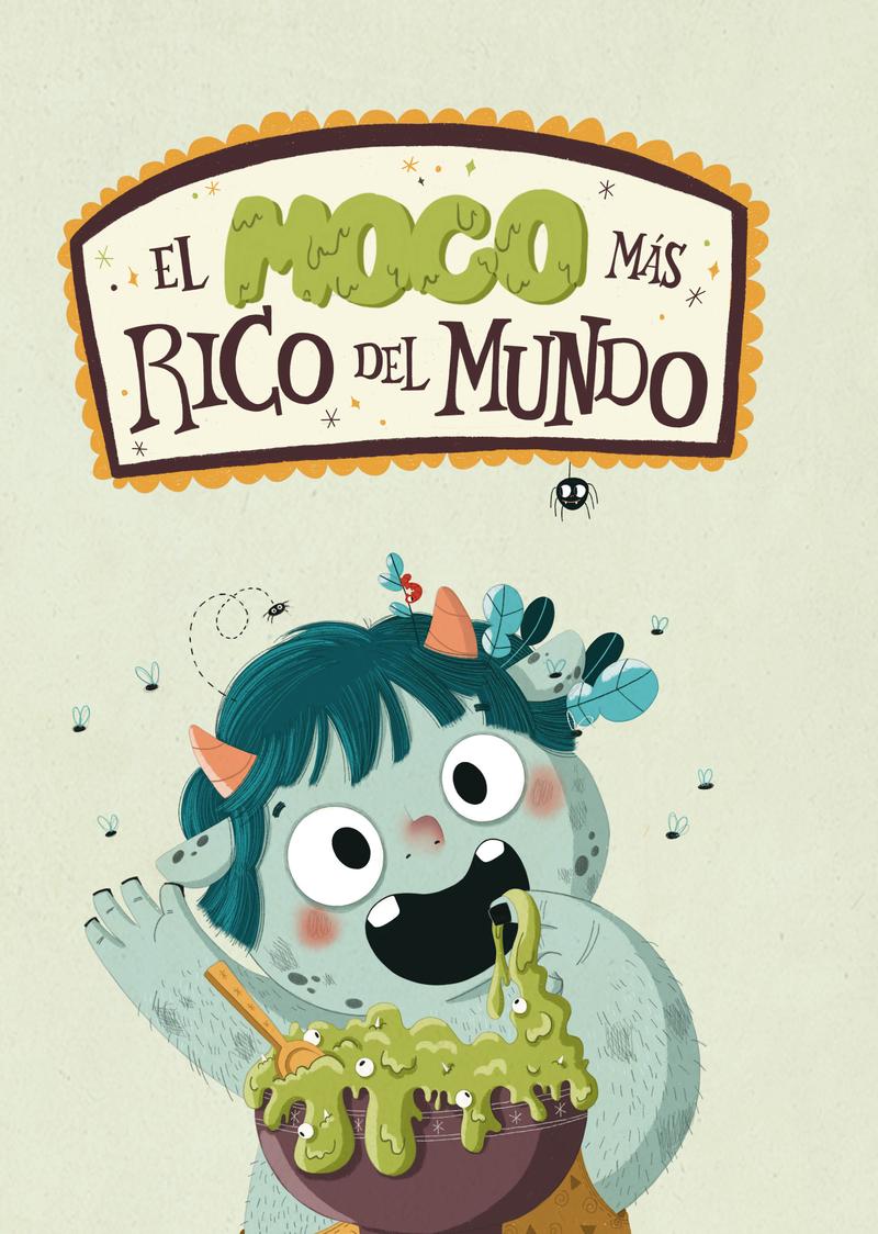 EL MOCO MAS RICO DEL MUNDO: portada