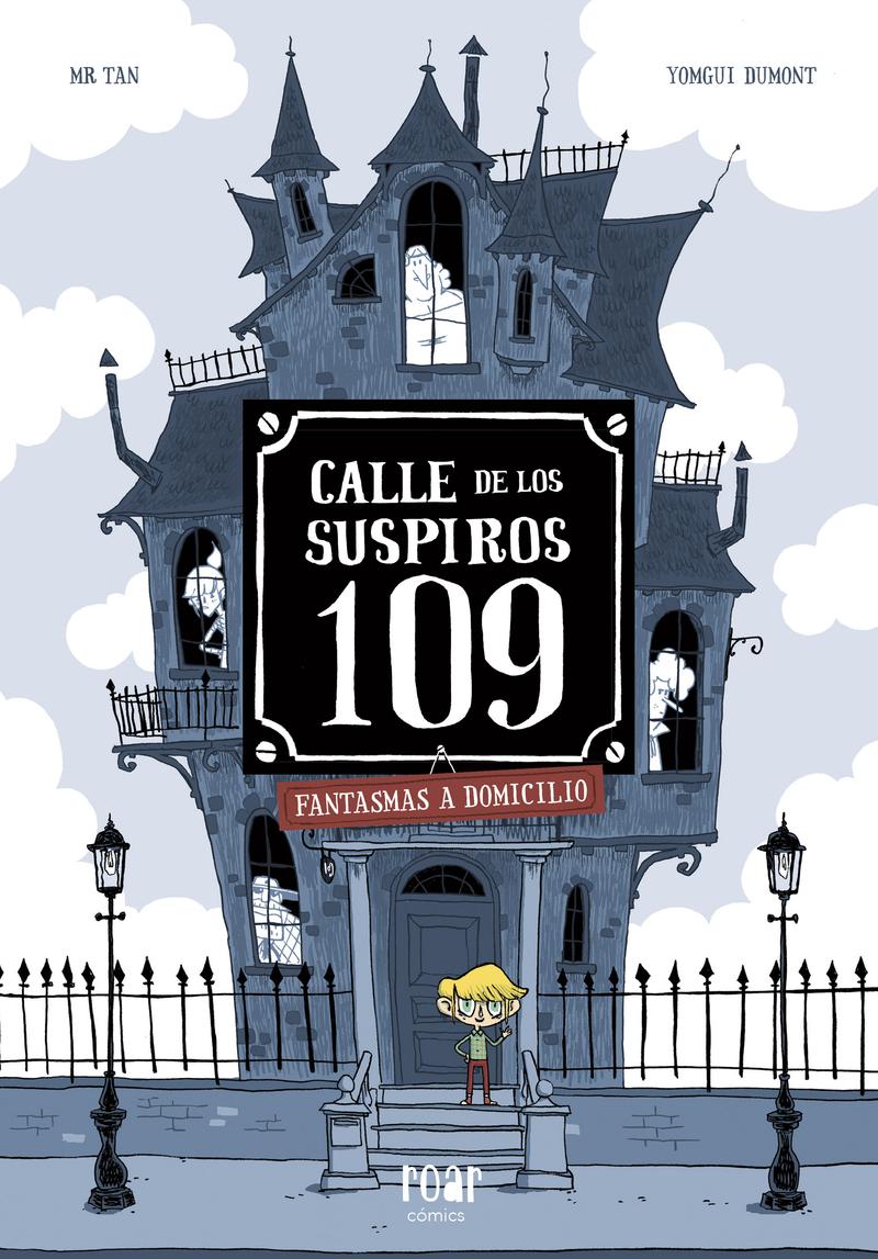 LA CALLE DE LOS SUSPIROS 109: portada