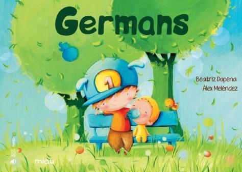 Germans: portada