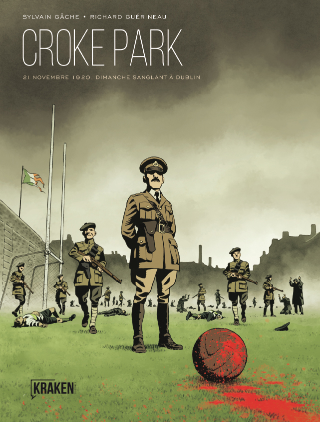 Croke Park: portada