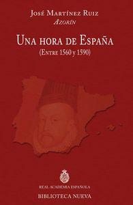 UNA HORA DE ESPAÑA: portada