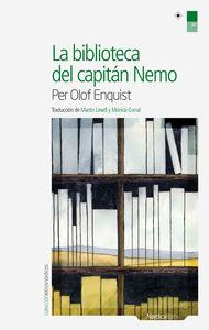 La biblioteca del capitán Nemo: portada
