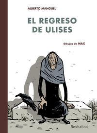El regreso de Ulises: portada