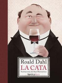 La cata (9ª edición, centenario Roald Dahl): portada
