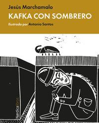 Kafka con sombrero: portada