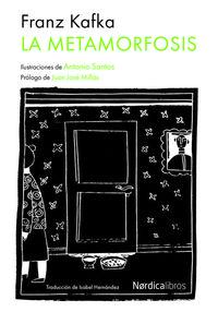 La metamorfosis (2.ª edición): portada