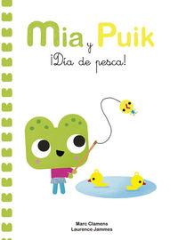 Mia y Puik: portada