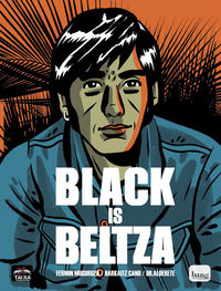 Black is beltza: portada
