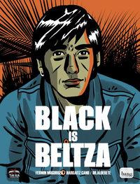Black is beltza: portada