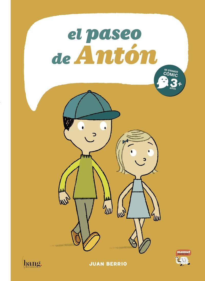 El paseo de Antón: portada