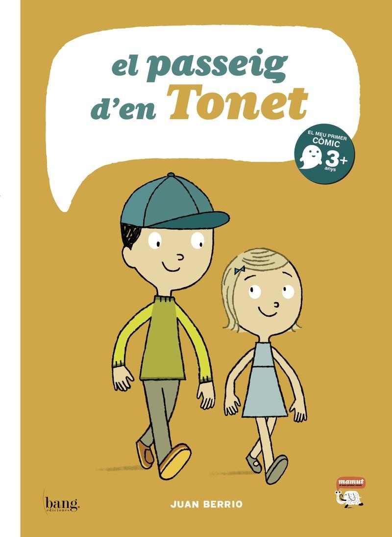 El passeig d'en Tonet: portada