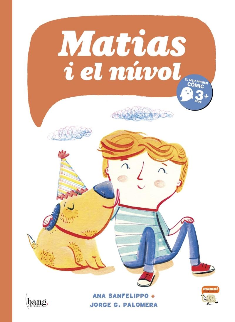 En Maties i el n�vol: portada