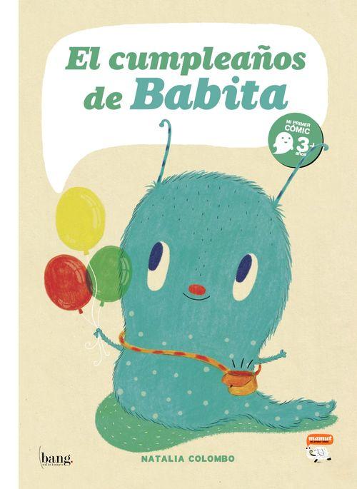 El cumpleaños de Babita: portada