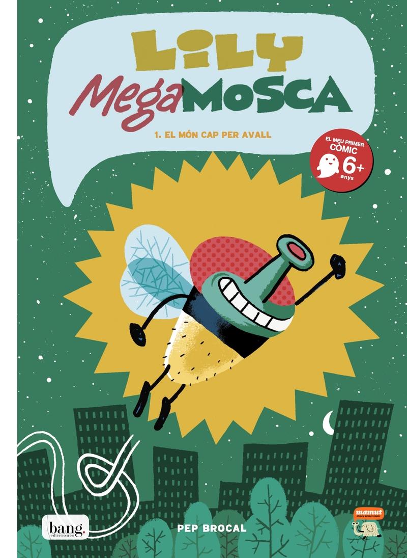 Lily Megamosca (catalán): portada