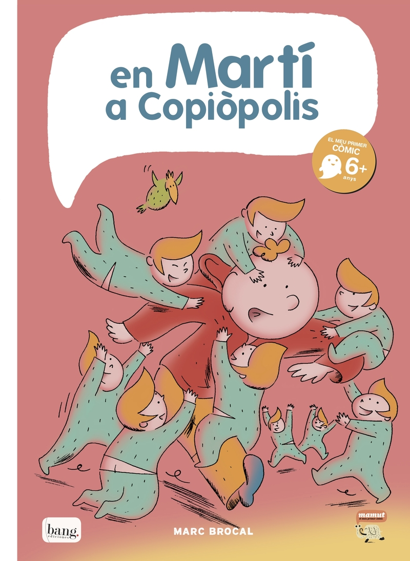 En Martí a Copiòpolis: portada