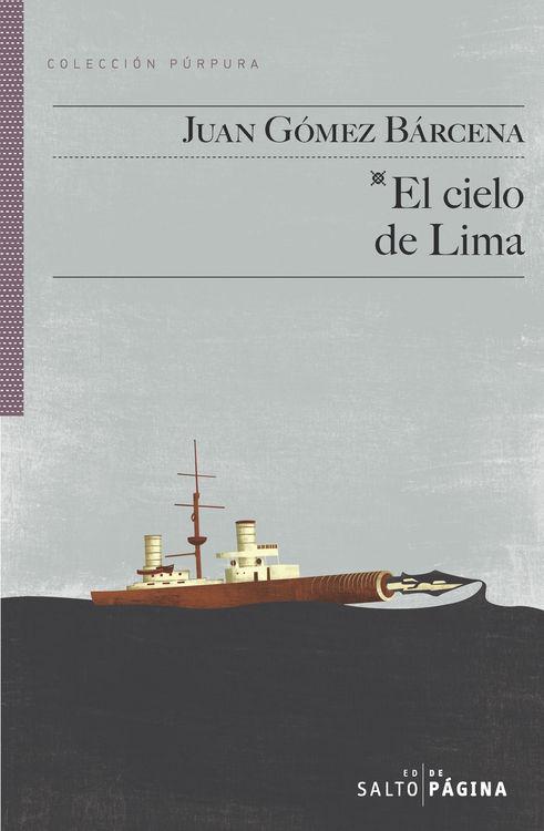 El cielo de Lima 3� ed: portada