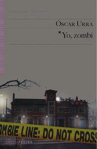 Yo, zombi: portada